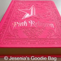Pink Religion Palette: A Pink Dream Come True