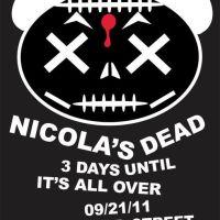 Nicola's Dead Event