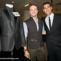 Dolce & Gabbana + Details Magazine – Martini Suit Event
