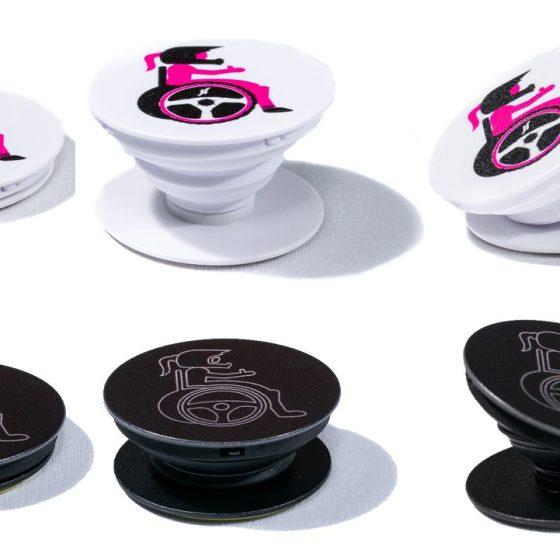 Wheel with me - Pop Socket