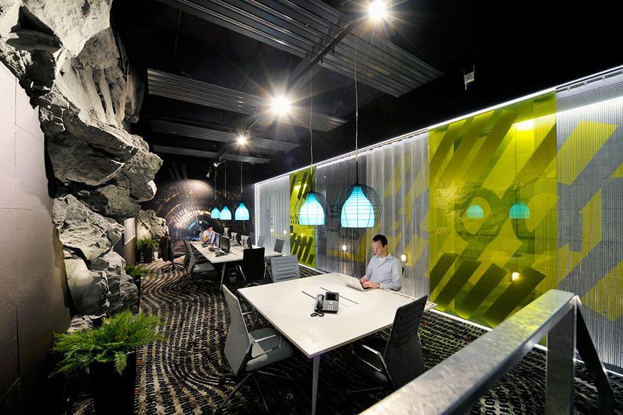 12 oficinas increbles y sper creativas  Jesmary Camacho