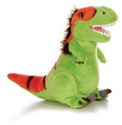Barking up the muse tree | jespah | Janet Gershen-Siegel | Stuffed Velociraptor Toy | Paving Stones
