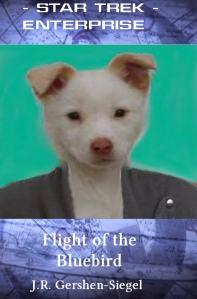 Barking Up the Must Tree | jespah | Janet Gershen-Siegel | Flight of the Bluebird