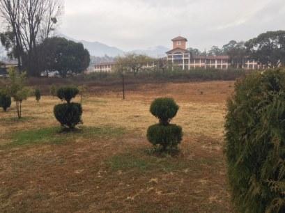 Tribhuvan University's hovedbygning