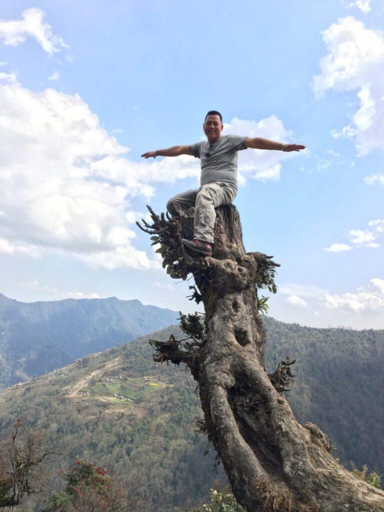Guide i Annapurna