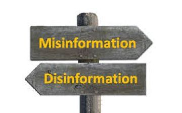 misinformation og disinformation