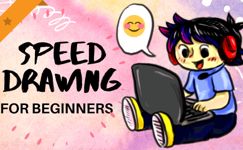 How to Make Speed Drawing Videos for Beginners – Using Quicktime
