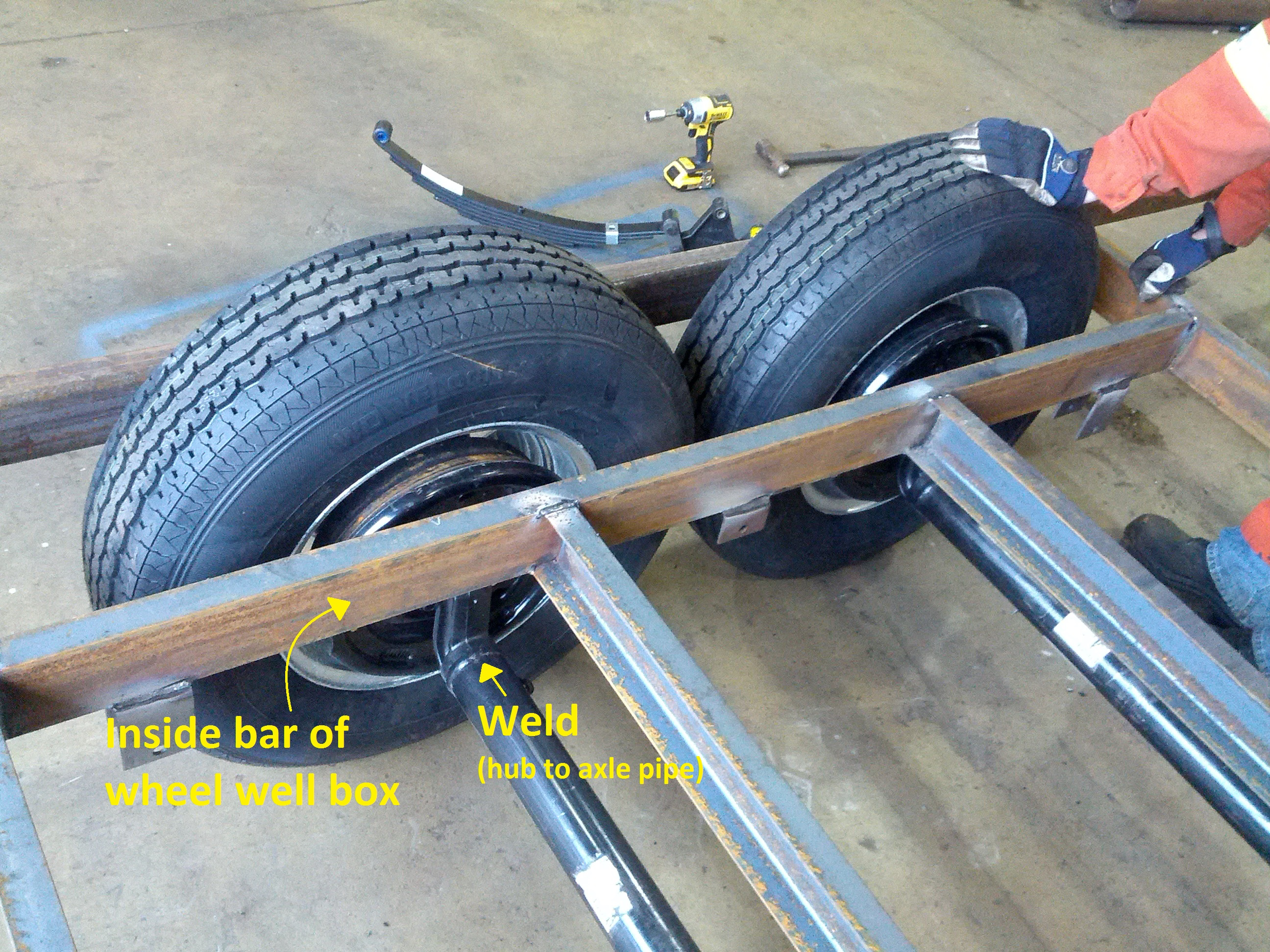 Wheel And Axle Diagram Crow Construction