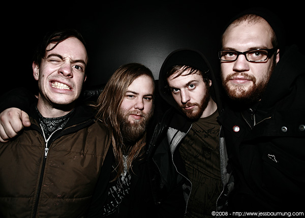 "Les ""motherfucking"" Cancer Bats!!"