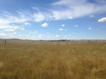 Ranch ruins