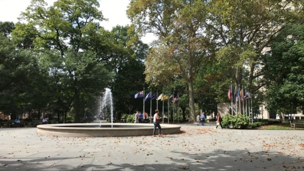 Washington Square Park Philadelphia
