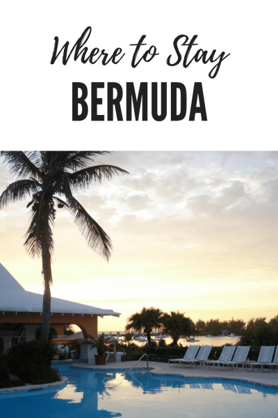 Where to stay Bermuda