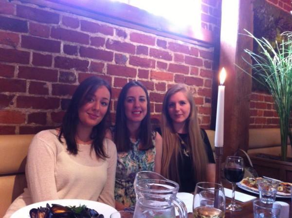 Canterbury friends