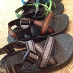 Jesse Brown's Outdoors is Charlotte's home for Chaco sandals and flip flops!