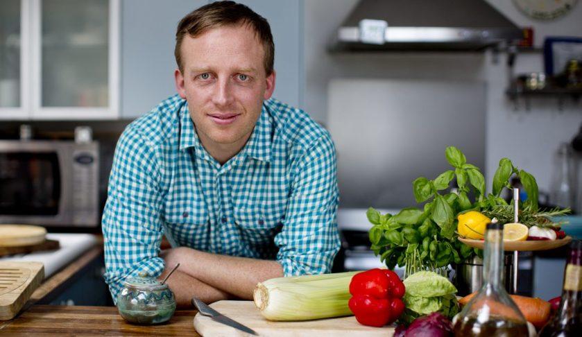 Jesse Davies personal chef