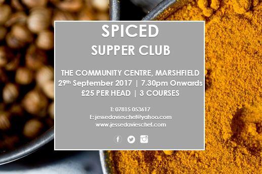 Supper club marshfield