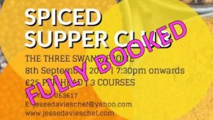 Supper club in frome