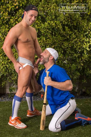 Dirk Caber and Luke Adams