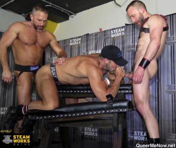 TitanMen-Dallas-Steele-Dirk-Caber-Nick-Prescott-Gay-Porn-Star-Live-Sex-Show-19