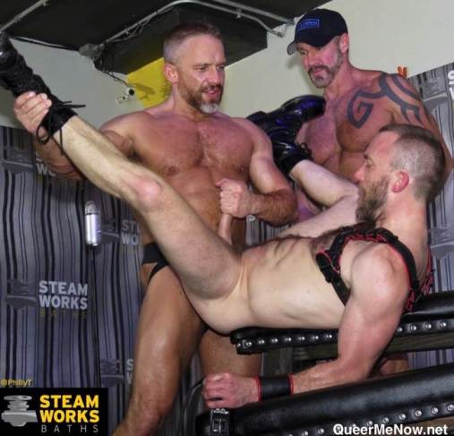 TitanMen-Dallas-Steele-Dirk-Caber-Nick-Prescott-Gay-Porn-Star-Live-Sex-Show-37