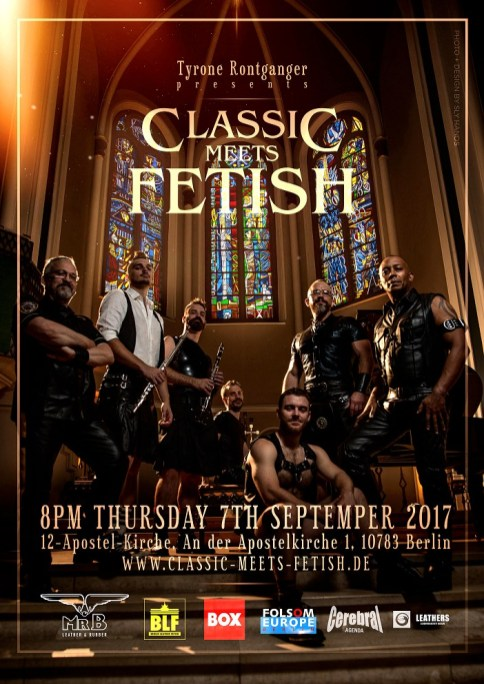 Classic Meets Fetish 2017 Poster