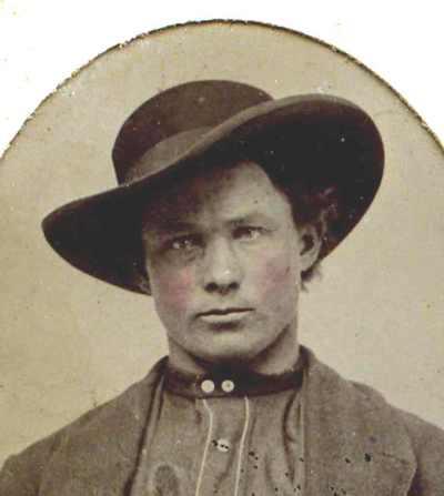 Jesse W. James