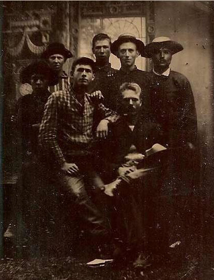 The James - Younger Gang