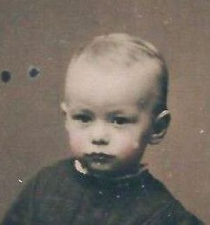 Billy's baby photo / RJ Pastore Collection