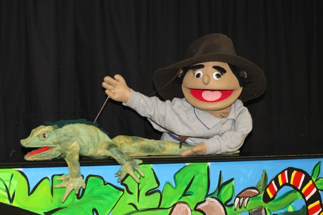 Free Puppet Show Skit for Children's Church