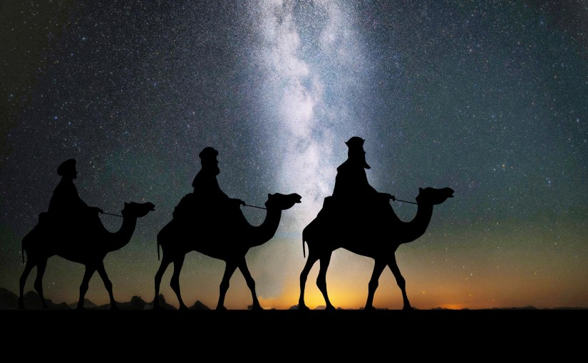 The Gifts of the Wise Men – Children's Ministry Lesson