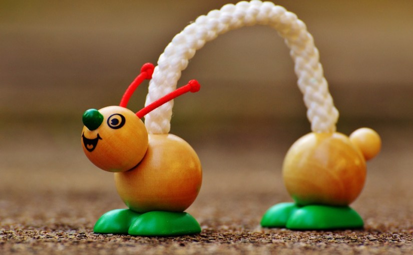 The Caterpillar and the Butterfly: Easter Activity