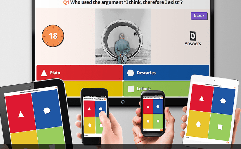 Kahoot: A free and easy platform with lots of fun uses for learning