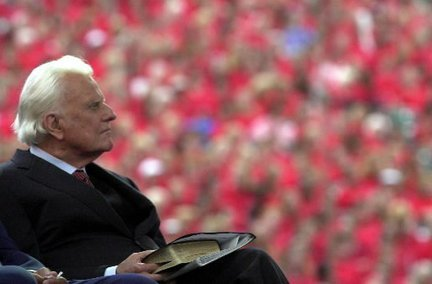 Billy Graham 1918-2018