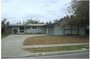 HUD Home in Anaheim