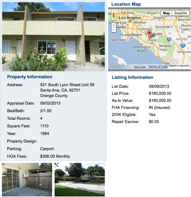 Just Listed in Santa Ana
