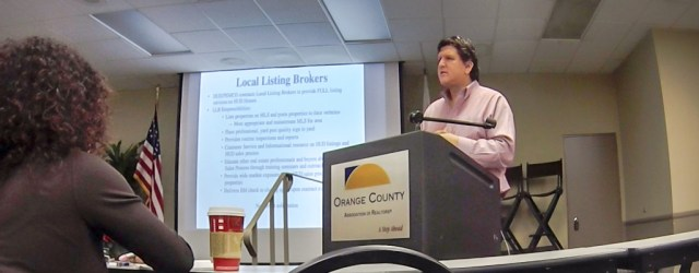 Orange County Association of Realtors Instructor