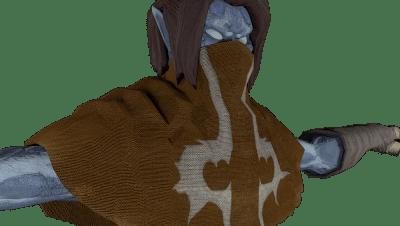 Upper Torso - Clothed