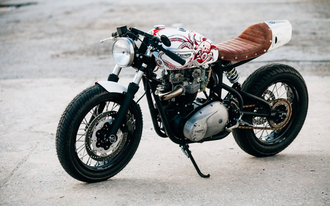 Once Free – 1971 Triumph Tiger