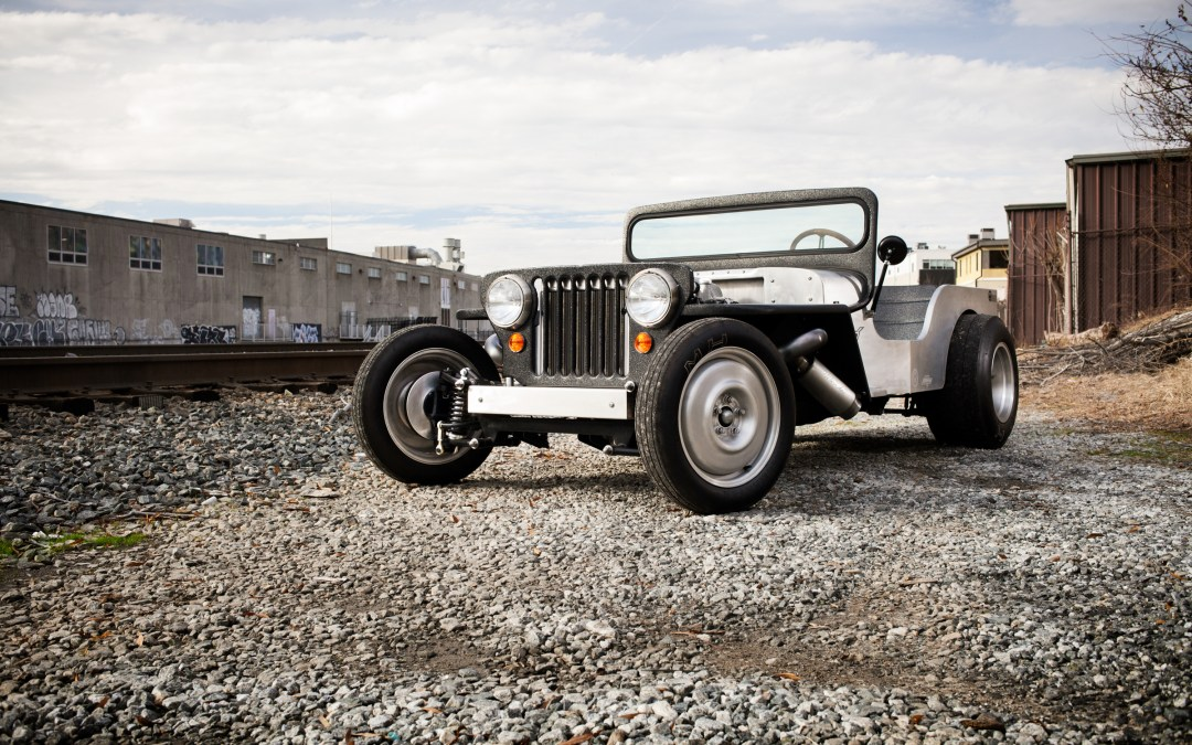 JeepRod – 1950 Jeep CJ-3A