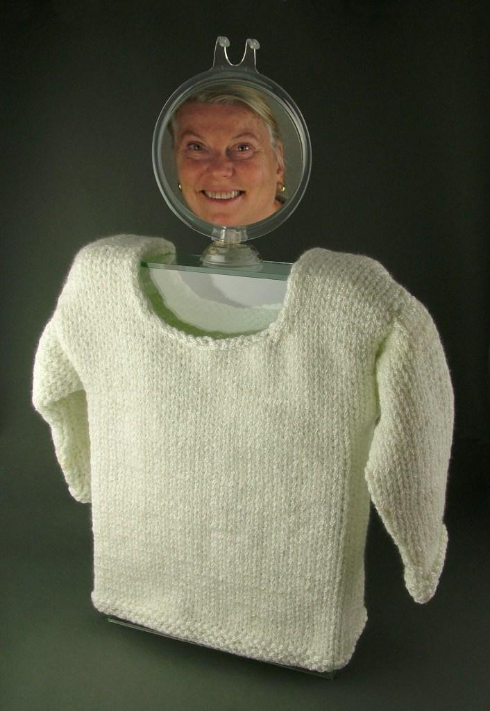 Glass Sweater Jeanne NGR adj