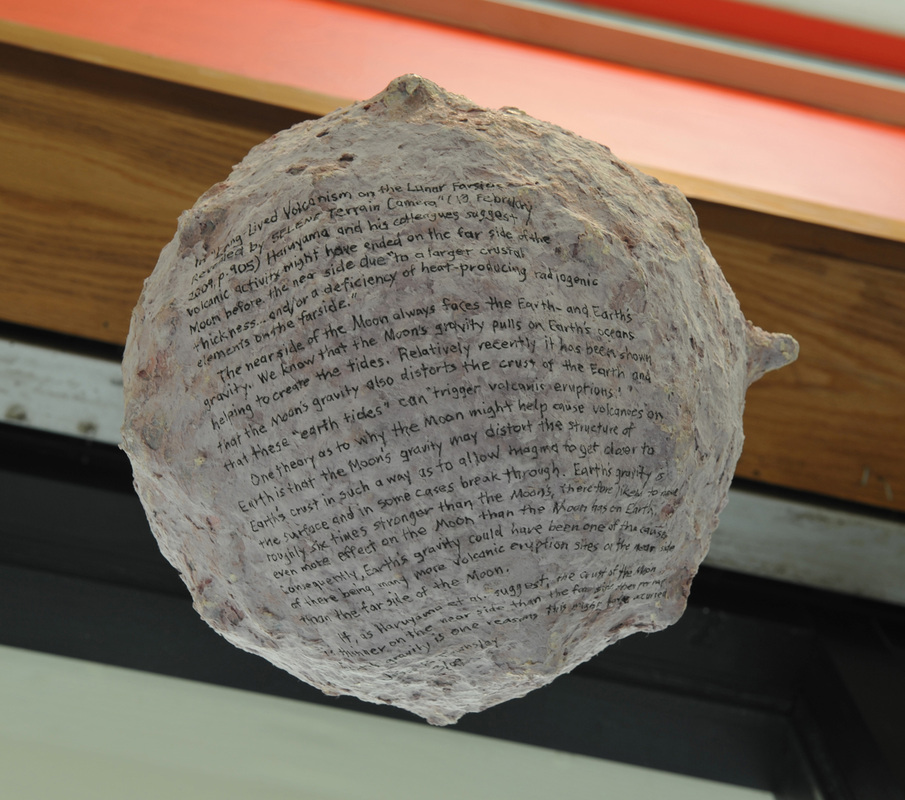 Letter to Science orb