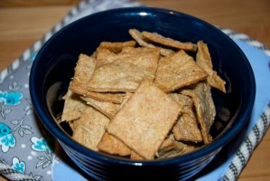 Rosemary Olive Oil Wheat CRACKers