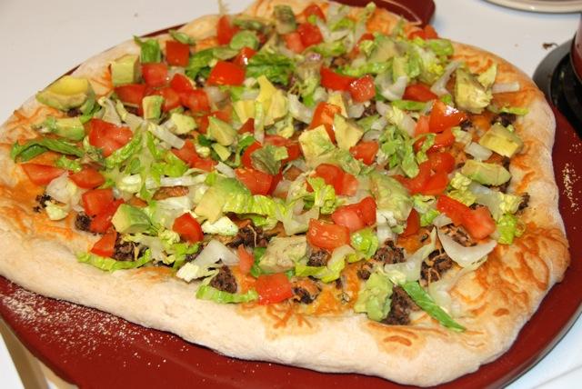 California Pizza Kitchen Tostada Pizza Recipe