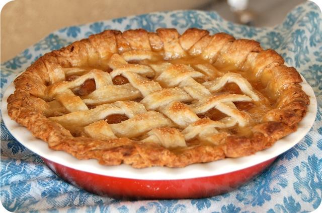 Rainier Cherry Pie
