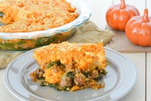 Autumn Shepherd's Pie