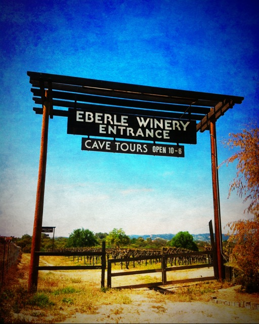Eberle Winery, Paso Robles, CA