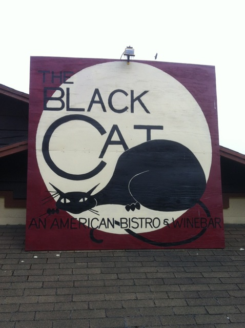 The Black Cat, Cambria, CA