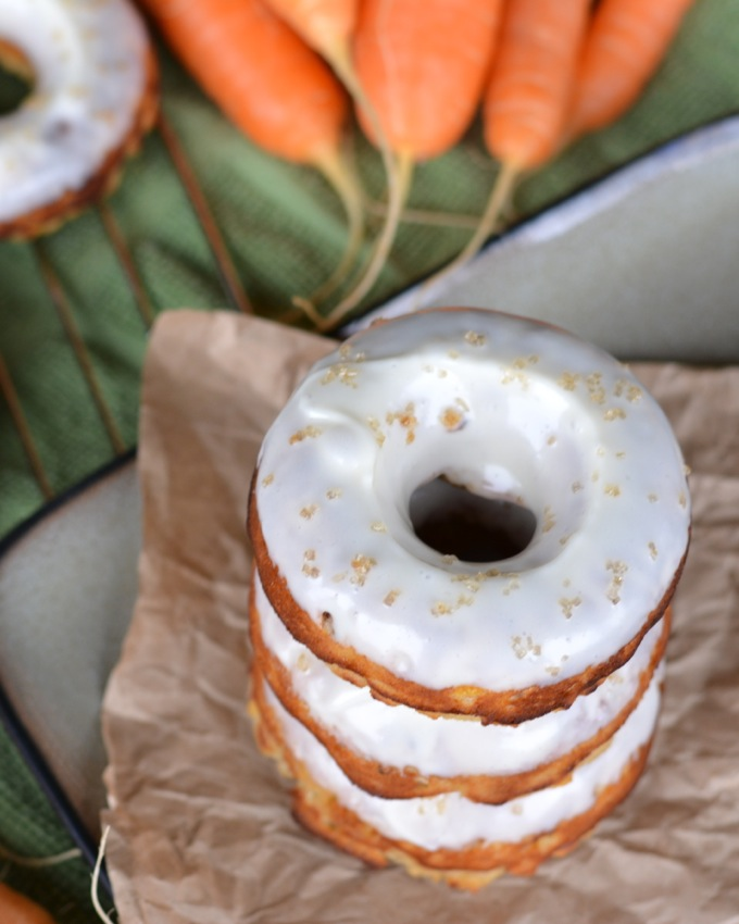 71+ [ Vanilla Bean Glazed Honey Cake Doughnuts Get ...