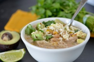 Slow Cooker White Chicken Chili {And $400 Amazon Cash Giveaway}