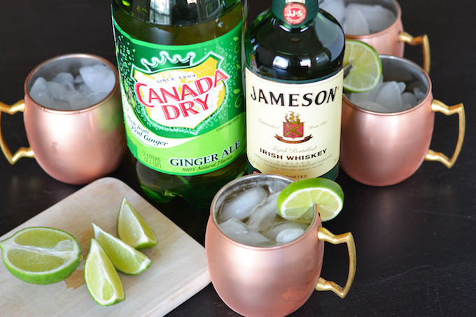 Irish Mule Cocktail